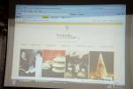 Official Prakash cafe Web Site launched and in motion. December 28, 2011
